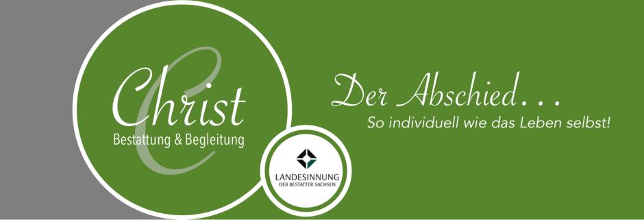 Logo Christ - Bestattung & Begleitung